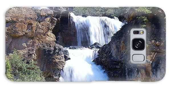 Galaxy Case featuring the photograph Summer White Water by Al Fritz