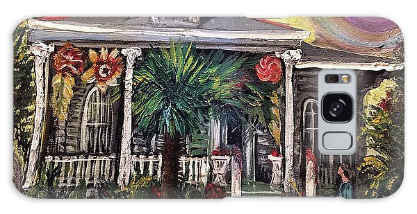 Summertime New Orleans Galaxy Case