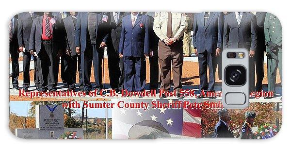 Sumter County Memorial Of Honor Galaxy Case