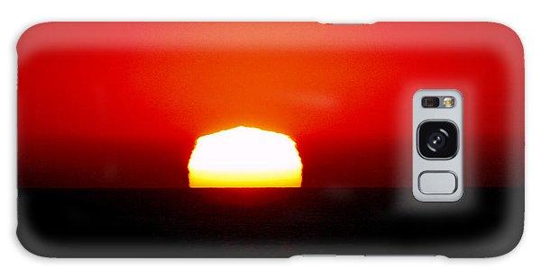 Sun Dipping Galaxy Case