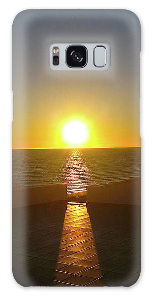 Sun Gazing Galaxy Case