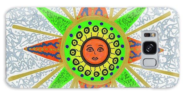 Sun Goddess Galaxy Case