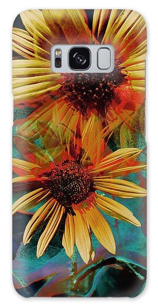Sun Godess Galaxy Case