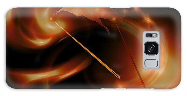 Sun Needles Galaxy Case