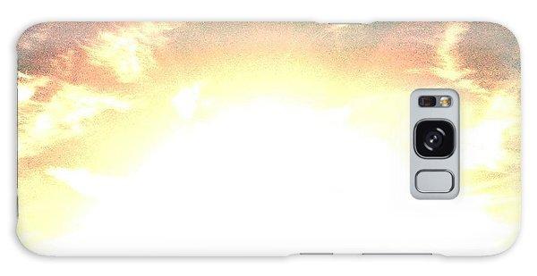 Sun Pyramid Galaxy Case