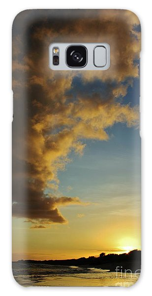 Sun Sea And Cloud Galaxy Case by Craig Wood