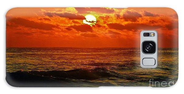Sun Tinted Sea Galaxy Case by Craig Wood