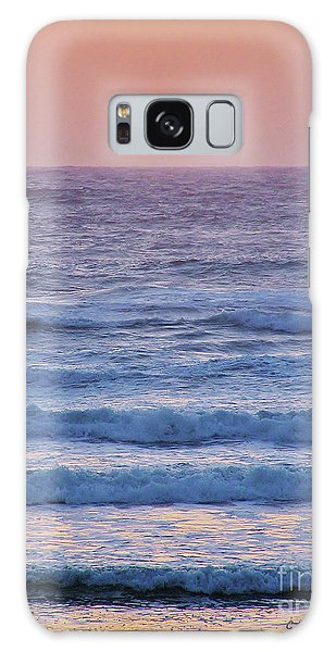 Sun To Sea Galaxy Case by Michele Penner