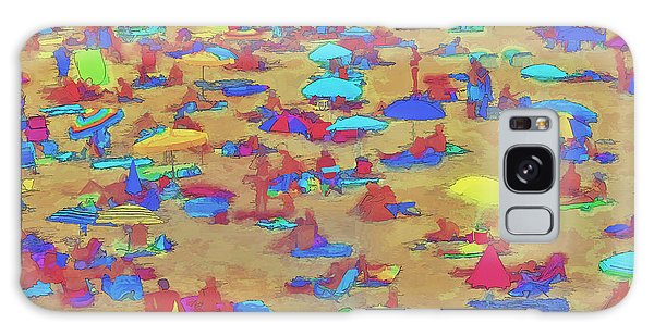Sun Umbrellas Galaxy Case