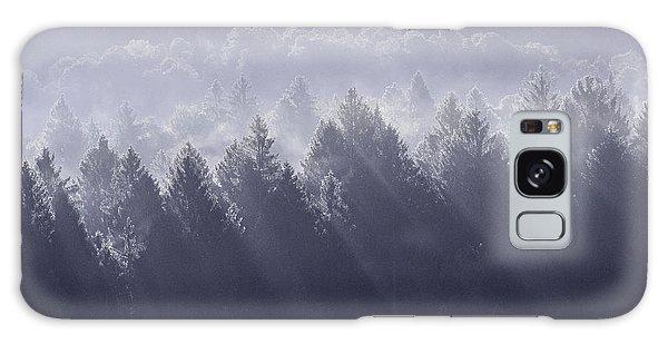 Sunbeams Galaxy Case by Yuri Santin