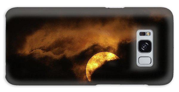 Sunclouds Galaxy Case