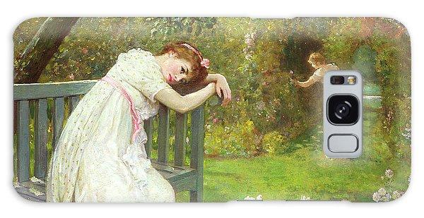 Heartache Galaxy Case - Sunday Afternoon - Ladies In A Garden by English School