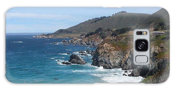Sunday Drive - California Coast Galaxy Case