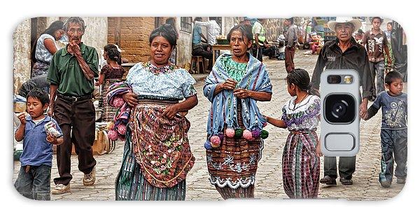Sunday Morning In Guatemala Galaxy Case