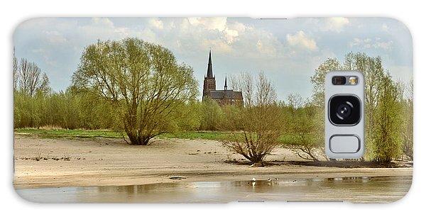Sunday On The Rhine Galaxy Case by Jill Smith