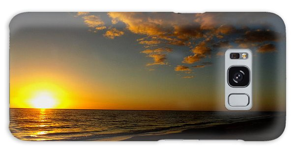 Sunday Sunset Redington Beach Galaxy Case