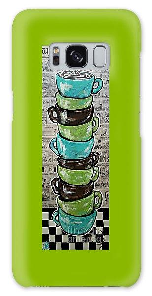 Sundays Cup A Joe Dark Roast Galaxy Case