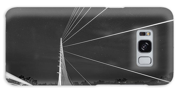 Sundial Bridge 2 Galaxy Case