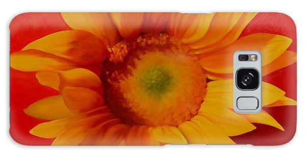 Sunflower #2 Galaxy Case