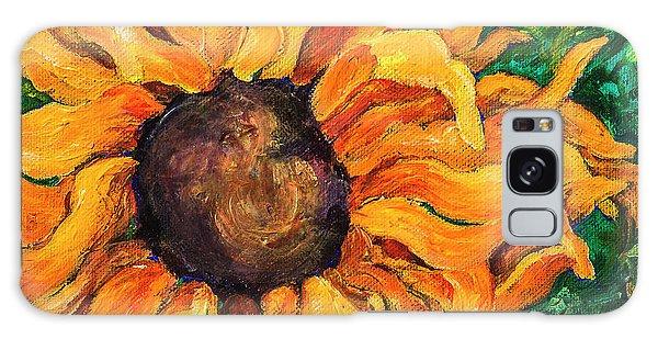 Sunflower #5 Galaxy Case