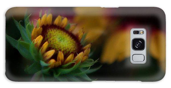 Sunflower Galaxy Case by Cherie Duran