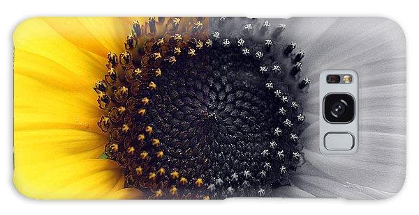 Sunflower Equinox Galaxy Case