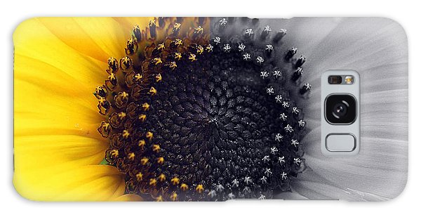 Sunflower Equinox Galaxy Case