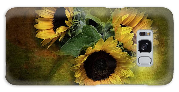 Sunflower Family Galaxy Case