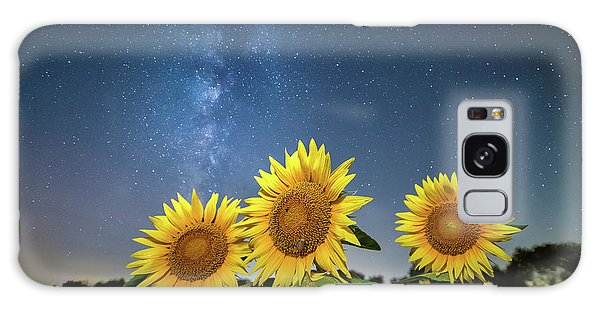 Sunflower Galaxy II Galaxy Case
