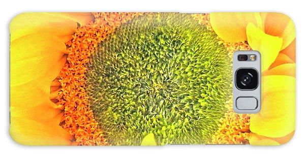 Sunflower Hdr Galaxy Case