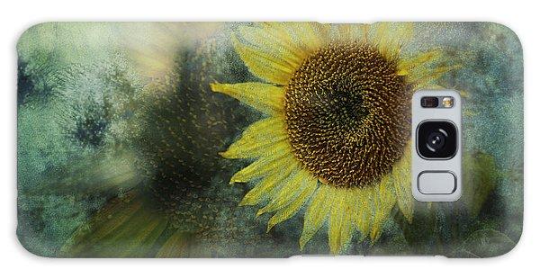 Sunflower Sea Galaxy Case