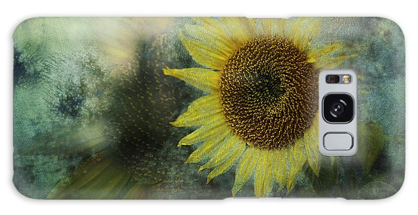 Sunflower Sea Galaxy Case