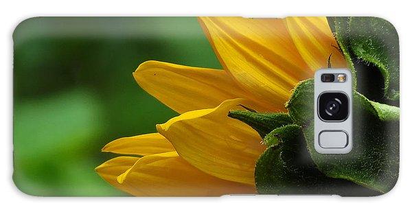Sunflower Series I Galaxy Case