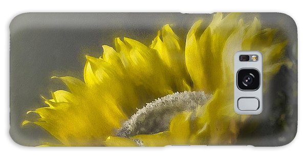 Sunflower Slumber Galaxy Case
