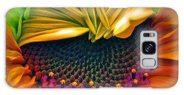 Sunflower Smoothie Galaxy Case