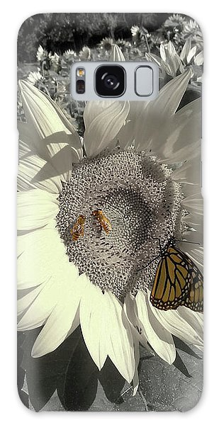 Sunflower Tint Galaxy Case