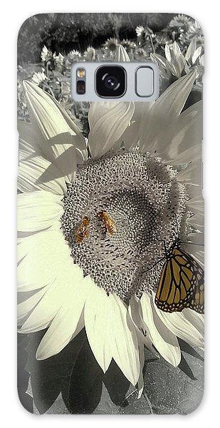Sunflower Tint Galaxy Case