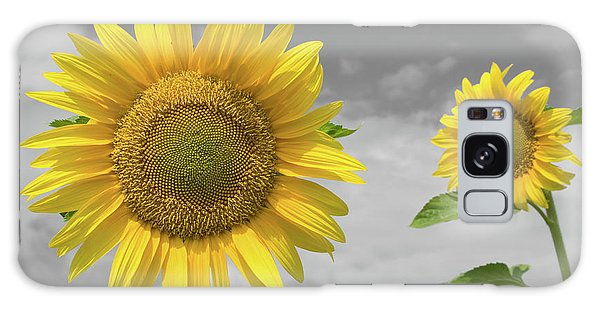 Sunflowers V Galaxy Case