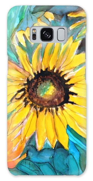 Sunflowers 7 Galaxy Case