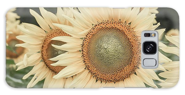 Sunflowers Detail Galaxy Case