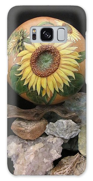 Sunflowers Gn41 Galaxy Case