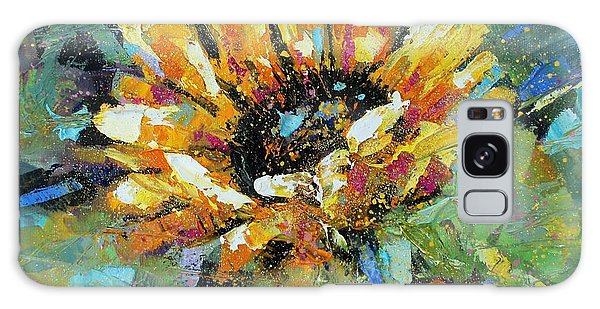Sunflowers II Galaxy Case