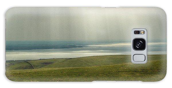 Sunlight On The Irish Coast Galaxy Case