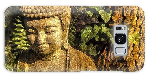 Sunlit Buddha 2015 Galaxy Case