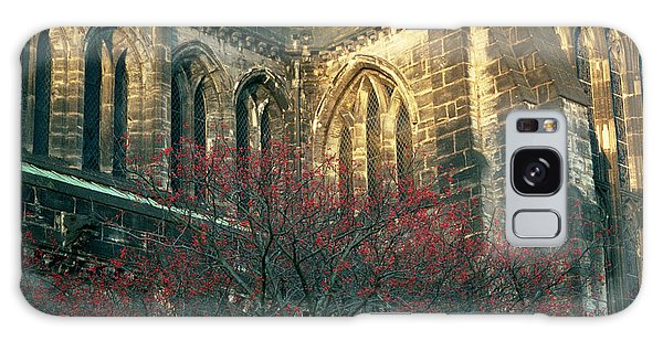 Sunlit Glasgow Cathedral Galaxy Case