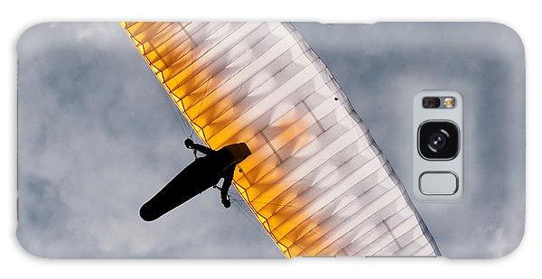 Sunlit Paraglider Galaxy Case