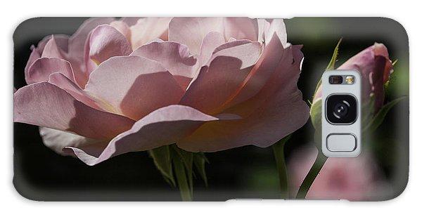 Sunlit Pink Beauty Galaxy Case