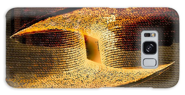 Sunlit Yellow Galaxy Case by Don Gradner