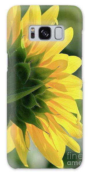 Sunlite Sunflower Galaxy Case