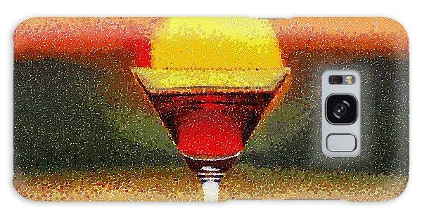 Sunned Wine - Da Galaxy Case